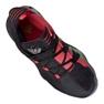Zapatillas Adidas Dame 6 M EF9866 negro rojo negro 5