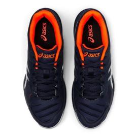 Zapatillas de voleibol Asics Gel Beyond 5 M B601N 402 marina azul marino 1