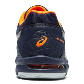 Zapatillas de voleibol Asics Gel Beyond 5 M B601N 402 marina azul marino 2