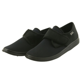 Befado zapatos de hombre pu 036M006 negro 4