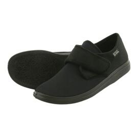 Befado zapatos de hombre pu 036M006 negro 5