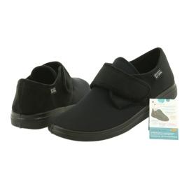 Befado zapatos de hombre pu 036M006 negro 6