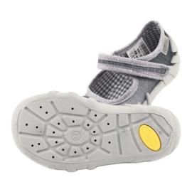 Zapatos befado para niños 109P185 gris 6