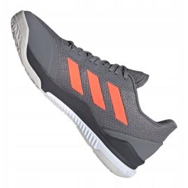 Zapatillas Adidas Stabil Bounce M EH0847 gris verde 1
