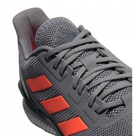 Zapatillas Adidas Stabil Bounce M EH0847 gris verde 3