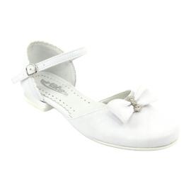 Cortesía de bailarinas de comunion miko 671 blancas. blanco 1