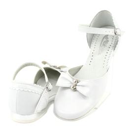 Cortesía de bailarinas de comunion miko 671 blancas. blanco 4