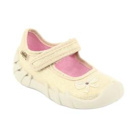 Zapatos befado para niños 109P152 amarillo 3