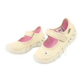 Zapatos befado para niños 109P152 amarillo 5