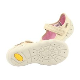 Zapatos befado para niños 109P152 amarillo 7