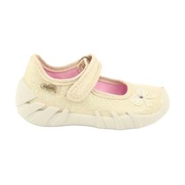 Zapatos befado para niños 109P152 amarillo 2