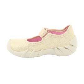 Zapatos befado para niños 109P152 amarillo 4