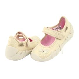Zapatos befado para niños 109P152 amarillo 6