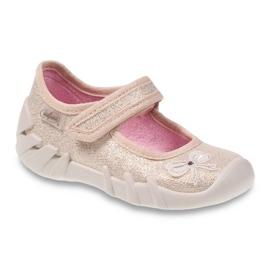 Zapatos befado para niños 109P152 amarillo 1