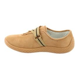 Befado zapatos de mujer pu - joven 434D017 marrón 3