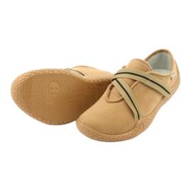 Befado zapatos de mujer pu - joven 434D017 marrón 5