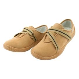Befado zapatos de mujer pu - joven 434D017 marrón 4