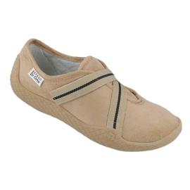 Befado zapatos de mujer pu - joven 434D017 marrón 1