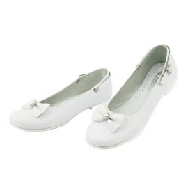 Bailarinas Miko 806 blancas blanco gris 1