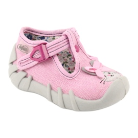 Zapatos befado para niños 110P374 rosa 2