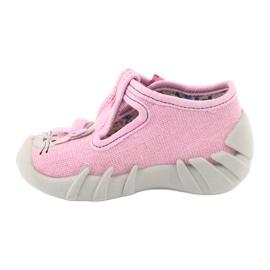 Zapatos befado para niños 110P374 rosa 3