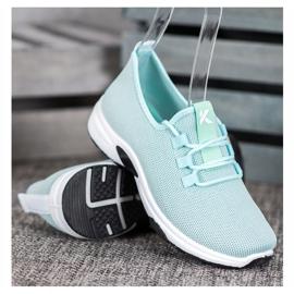 Kylie Calzado deportivo clásico azul 2