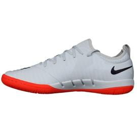 Zapatillas de interior Nike MercurialX Finale II gris negro 1