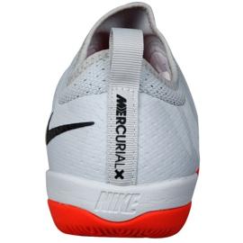Zapatillas de interior Nike MercurialX Finale II gris negro 2