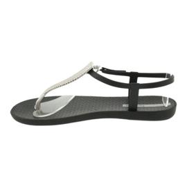 Sandalias negras Ipanema 82862 negras 1