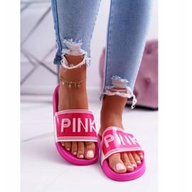 Zapatillas de mujer rosa Vrita 2