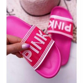 Zapatillas de mujer rosa Vrita 5