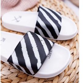 Zapatillas blancas de mujer Aynna 2