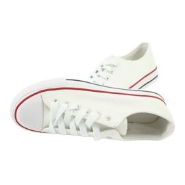 Zapatillas Atletico CNSD-1 blancas blanco 1