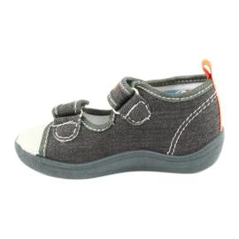 American Club Sandalias americanas zapatos para niños plantilla de cuero TEN46 1