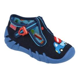 Zapatos befado para niños 110P385 marina azul 1