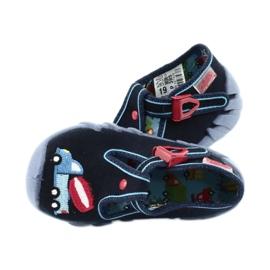 Zapatos befado para niños 110P385 marina azul 5