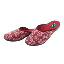 Zapatillas de terciopelo Adanex 25409 multicolor 2