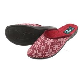 Zapatillas de terciopelo Adanex 25409 multicolor 3