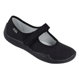 Zapatos de mujer befado pu - joven 197D002 negro 1