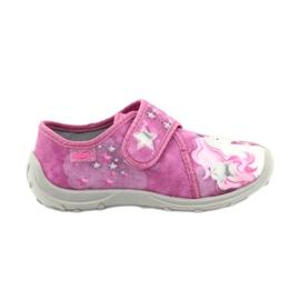 Zapatos befado para niños 560X118 rosa 1