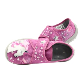 Zapatos befado para niños 560X118 rosa 5