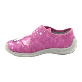 Zapatos befado para niños 560X118 rosa 2