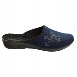 Zapatos de mujer befado pu 552D005 azul marino 6