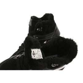 Botas deportivas cómodas Lee Cooper LCJL-20-31-152 negro 5