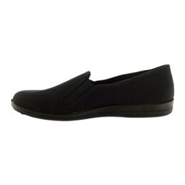 Zapatillas slip-on negras Befado 001M060 negro 2