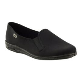 Zapatillas slip-on negras Befado 001M060 negro 1