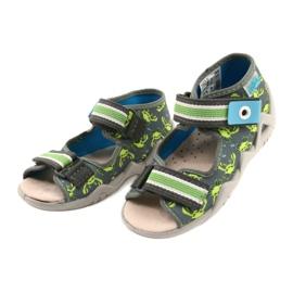 Sandalias befado calzado infantil 350P023 verde 1