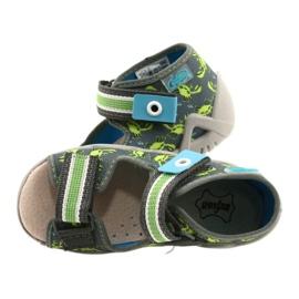 Sandalias befado calzado infantil 350P023 verde 4