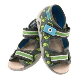 Sandalias befado calzado infantil 350P023 verde 3