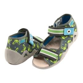 Sandalias befado calzado infantil 350P023 verde 2